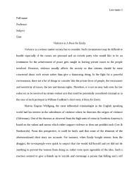 a rose for emily symbolism essay on dead homework for you a rose a rose for emily essay thesis docoments ojazlink a