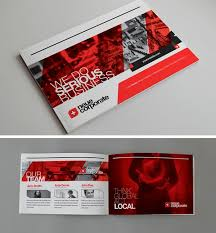 50 Beautiful Printed Brochure Designs For Your Inspiration Design