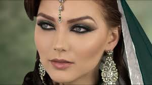 party eye makeup stani cat eye makeup
