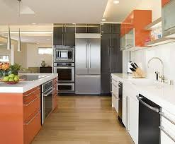 ... Kitchen Cabinet Color Trends Cozy Ideas 4 In Cabinets Colors ...