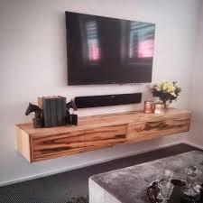 tv furniture ideas. love the idea of a stand alone tv w floating rustic shelf beneath furniture ideas s