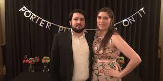 Priscilla Burnes and Daniel Porter's Wedding Website