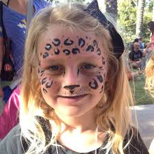 Small Picture The 25 best Cheetah face paint ideas on Pinterest Leopard face