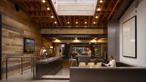 activision blizzard coolest offices 2016. National Typewriter Company HQ Santa Monica Activision Blizzard Coolest Offices 2016 L