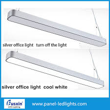 office pendant light. 36W IP65 Hanging Linear Led Pendant Light , Office Aluminum Profile