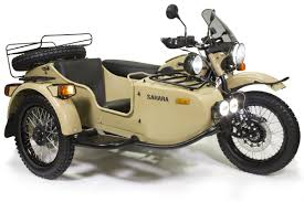 2016 ural sahara gear up 2wd sidecar motorcycle 4 fast facts