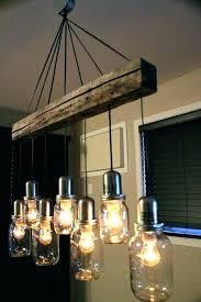 west elm pendant light glass jar g lighting mason lamp new mini