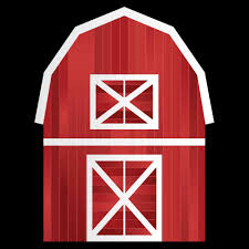 red barn doors clip art. clip art decorating design of brilliant red barn clipart door doors
