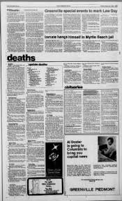 The Greenville News from Greenville, South Carolina on April 30, 1982 ·  Page 39