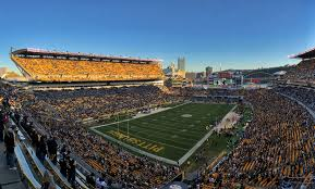 Heinz Field Pittsburgh Steelers Football Stadium Stadiums