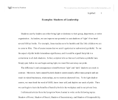 power in leadership essays  power essays and papers