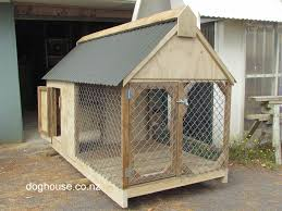 dog house outdoor enclosed dog house auckland
