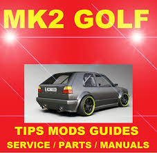 ►► dedicated vw mk2 golf rabbit gl gti 8v 16v modifica dedicated vw mk2 golf rabbit gl gti 8v 16v modification guides tips service parts