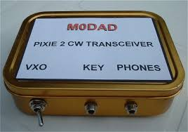 Small Picture PIXIE 2 CW TRANSCEIVER micro 80 trx receiver transmitter homebrew