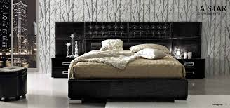 Black Modern Bedroom Sets Mapo House And Cafeteria - Black modern bedroom sets