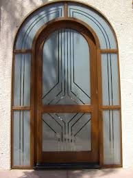 contemporary glass designs by etched