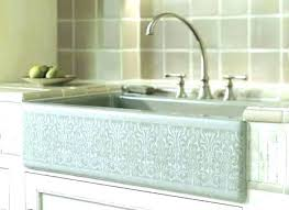 bathroom farm sink. Kohler Farmhouse Sink 36 Apron Farm Sinks Bathroom Pedestal Beautiful