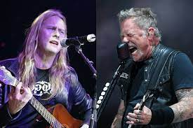 Jerry Cantrell: Why Metallica's James Hetfield Is 'The Godfather'