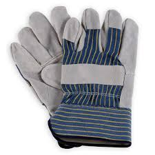 sgwly3106 00 blue gray full mens leather work gloves leather palm 3106 by wells lamont jpg