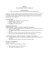 sample software engineer resume   wikihowget the file