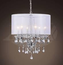 Full Size of Chandeliers Design:amazing Chrome Chandelier Fides Shaded Grey  Effect Lamp Pendant Ceiling ...