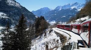 great scenic railway journeys