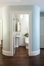 powder room lighting ideas. Powder Room Lighting Ideas Traditional  With Pale Blue Walls Tile Wainscoting N