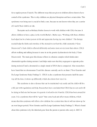 my family kid essay heritage