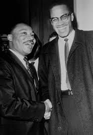 Mlk Vs Malcolm X Venn Diagram Martin Luther King Jr Met Malcolm X Just Once And The