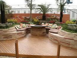 Small Picture Deck Garden Design Ideas Home Design Ideas