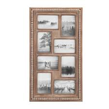 wood collage frame picture frames