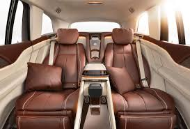 Interior dimensions passenger capacity 4 (5 optional). 2021 Mercedes Maybach Gls 600 News What Makes It Worth 160 000