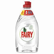 <b>Средство д</b>/мытья <b>посуды Fairy</b> Pure & Clean 450мл - купить с ...