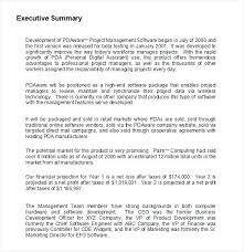 apa executive summary template executive summary format resume  apa