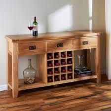 wine rack table. Wine Rack Console Table