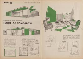 Small Picture Post war Sydney Home Plans 1945 to 1959 Sydney Living Museums