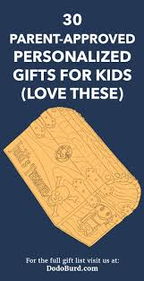 30 pa approved personalized gifts for kids love these