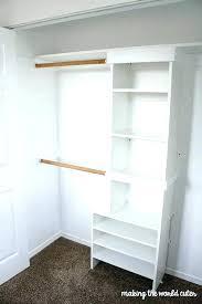 build shelf in closet build storage closet under stairs organizer shelves plywood diy closet organizer shelves build shelf in closet closet shelving