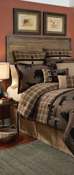 Lodge Style Bedroom Furniture 25 Best Ideas About Cabin Bedrooms On Pinterest Rustic Cabin