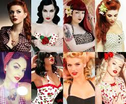 Pin Ups Hair Style how to modern pinup styles you need to know 8283 by wearticles.com