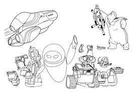 Free printable coloring pages free coloring pages coloring sheets coloring books free printables coloring for kids free robot theme free lego nature sketch. Wall E Coloring Pages Best Coloring Pages For Kids