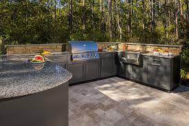 care cleaning outdoor kitchens