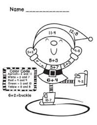 9a5419ef7f3ab66ae28407a9faa09894 nd grade christmas crafts christmas maths activities 37 best images about math coloring sheets on pinterest on subtraction picture worksheets