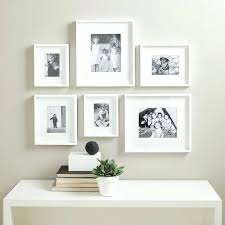 white wall frames decorations white picture frames on white walls best white wall gallery frame set white wall frames