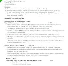 New Nurse Resume Template Mesmerizing Objectives For Nursing Resume Sample Nurses Resumes Of Elegant
