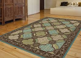 tayse area rugs capri rugs 1005 brown 5x8 6x9 rugs rugs by size free at powererusa com