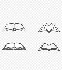 book icon vector material open 37504167