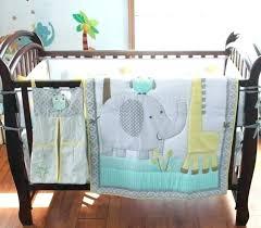giraffe baby bedding crib sets elephant set cot harper