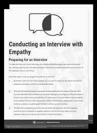 Best Questions To Ask After An Interview How To Conduct User Interviews Interaction Design Foundation