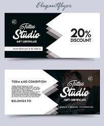 Certificate Template Photoshop 49 Premium Free Psd Professional Gift Certificates Templates For